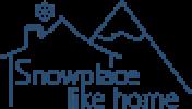 Snowplace Like Home logo